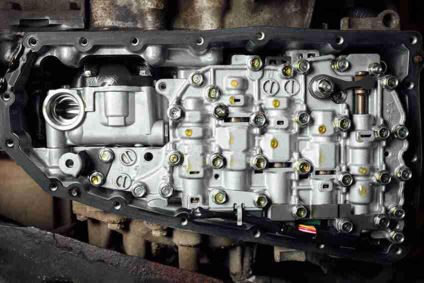 CVT Transmission Repair