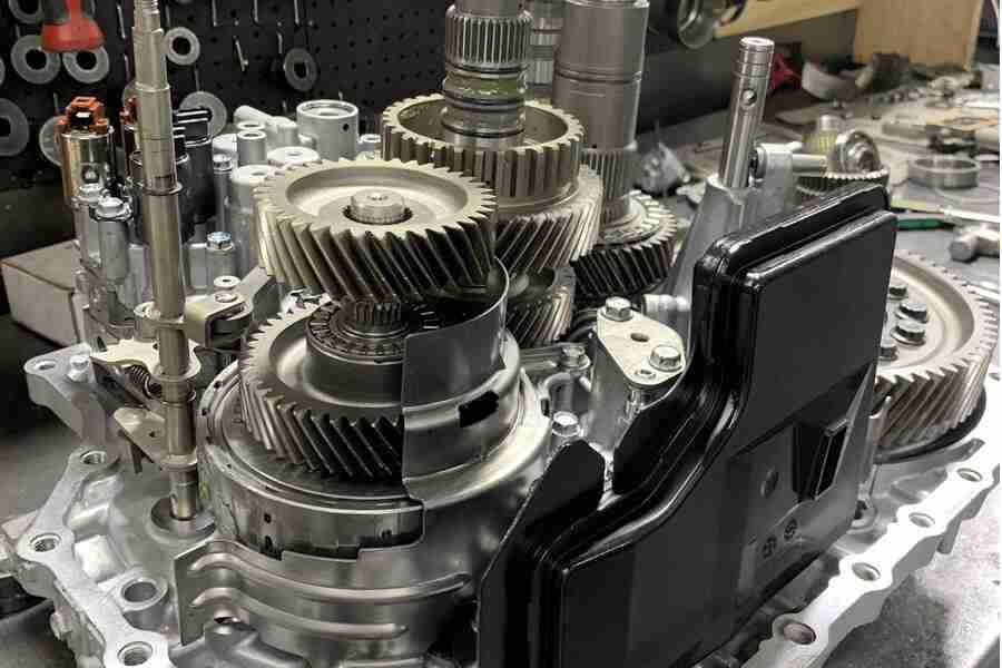 Marietta automatic transmission repair