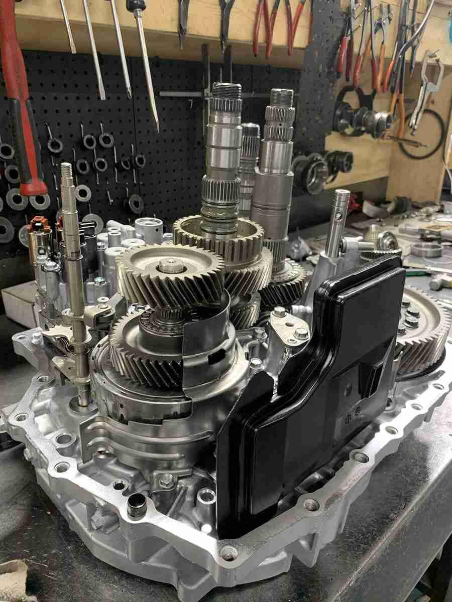 Marietta automatic transmission repair V